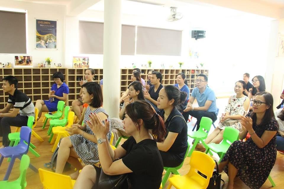 Trường mầm non tư thục Trải nghiệm HOS - Nguyễn Tuân