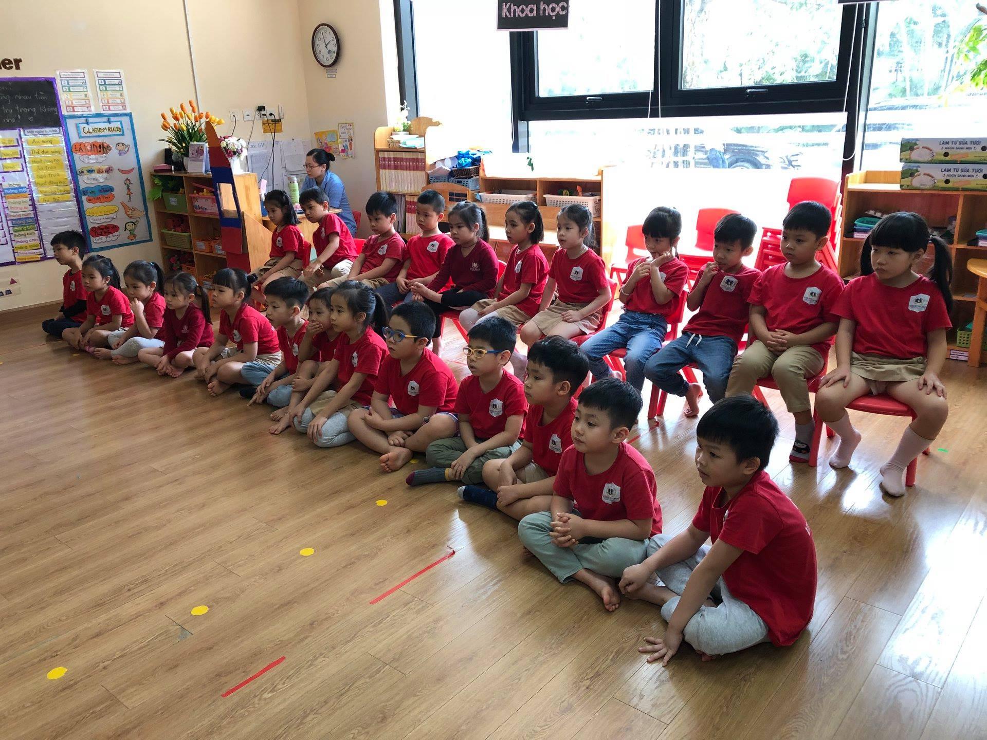 Trường mầm non tư thục Vinschool R1 - Nguyễn Trãi