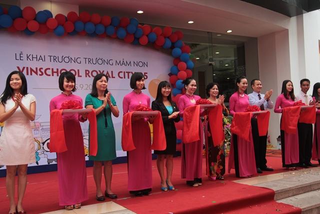 Trường mầm non tư thục Vinschool R5 - Nguyễn Trãi