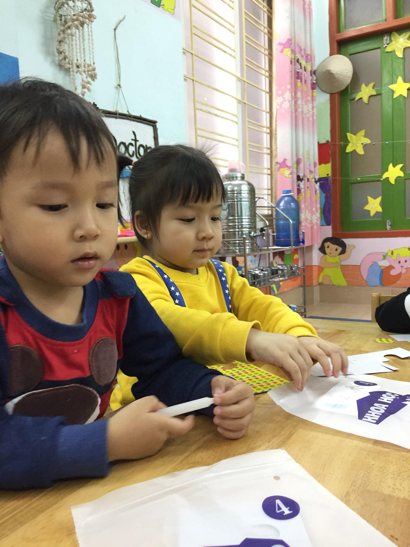 Trường mầm non Ngôi Sao – Star Montessori (Hai Bà Trưng, Hà Nội)