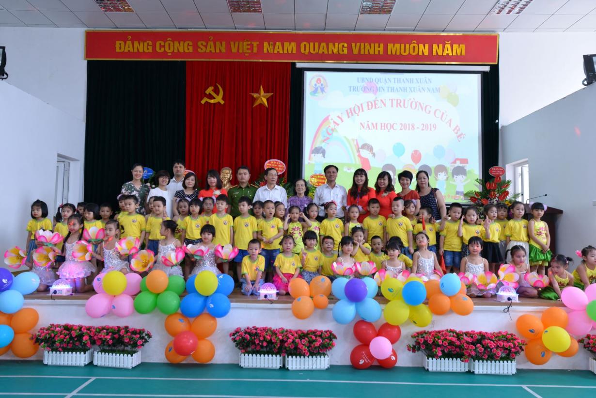 Trường mầm non Thanh Xuân Nam - Nguyễn Trãi