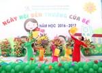 Trường mầm non Thanh Xuân Trung - Nguyễn Huy Tưởng