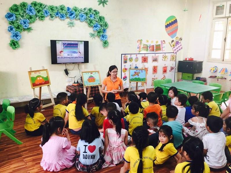 Trường mầm non Thăng Long - Nguyễn Trãi