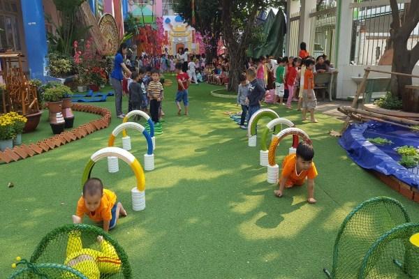 Trường mầm Non Thượng Thanh - Thượng Thanh