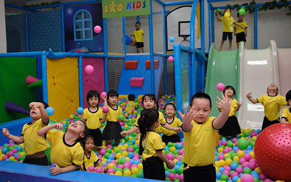Trường mầm non Tràng An ( CS 2) - Đại Kim - Hoàng Mai