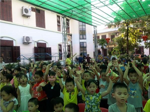 Trường mầm non tuổi hoa - Nguyễn Xiển