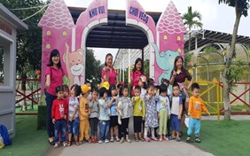 Trường mầm non Tuổi Thơ - Nguyễn Trãi