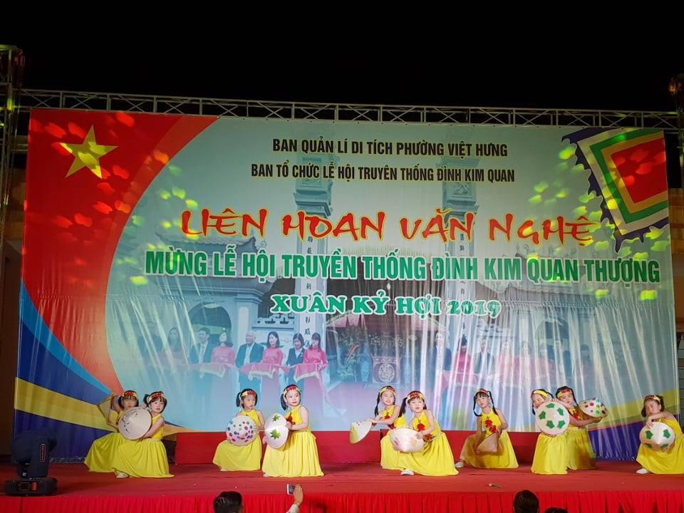 Trường Mầm non Việt Hưng - Việt Hưng