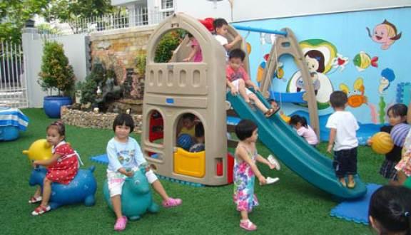 Trường Mầm non Văn Hương - Tôn Đức Thắng