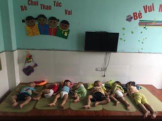 Trường mầm non Vạn Hoa - Văn Quán