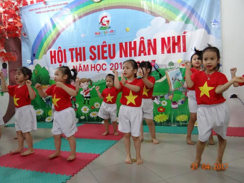 Trường mầm non Vườn Trẻ Thơ ( Kid's Garden ) - Minh Khai
