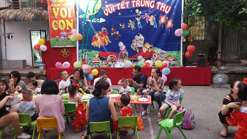 Trường mầm non Voi con - Hoàn Kiếm