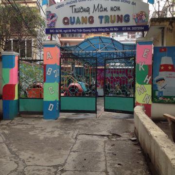 Trường Mầm non Quang Trung - Trần Quang Diệu