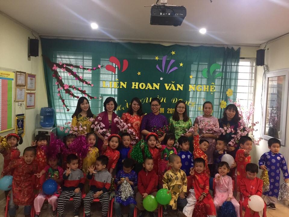Trường Mầm Non Sơn Ca - Đê La Thành