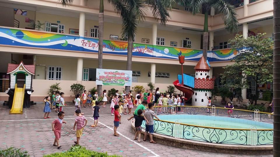 Trường Mầm non Tuổi Hoa - Láng Hạ