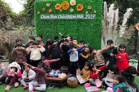 Trường mầm non Chim Non - Phạm Đình Hổ