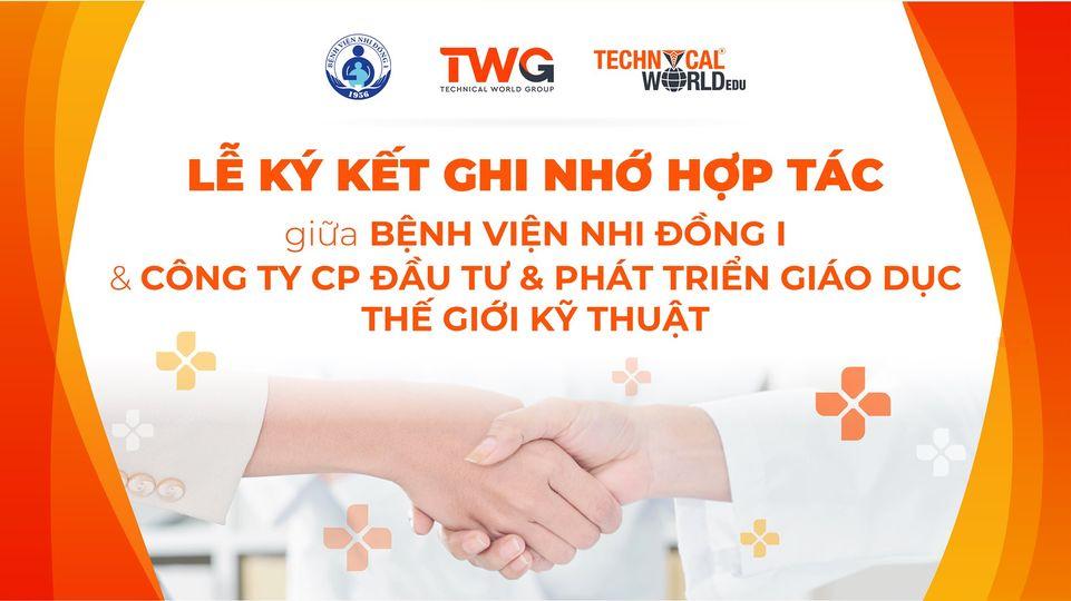 TGB Preschool ký kết hợp tác với Bệnh viện Nhi Đồng 1 đem đến chương trình chăm sóc sức khoẻ toàn diện cho trẻ
