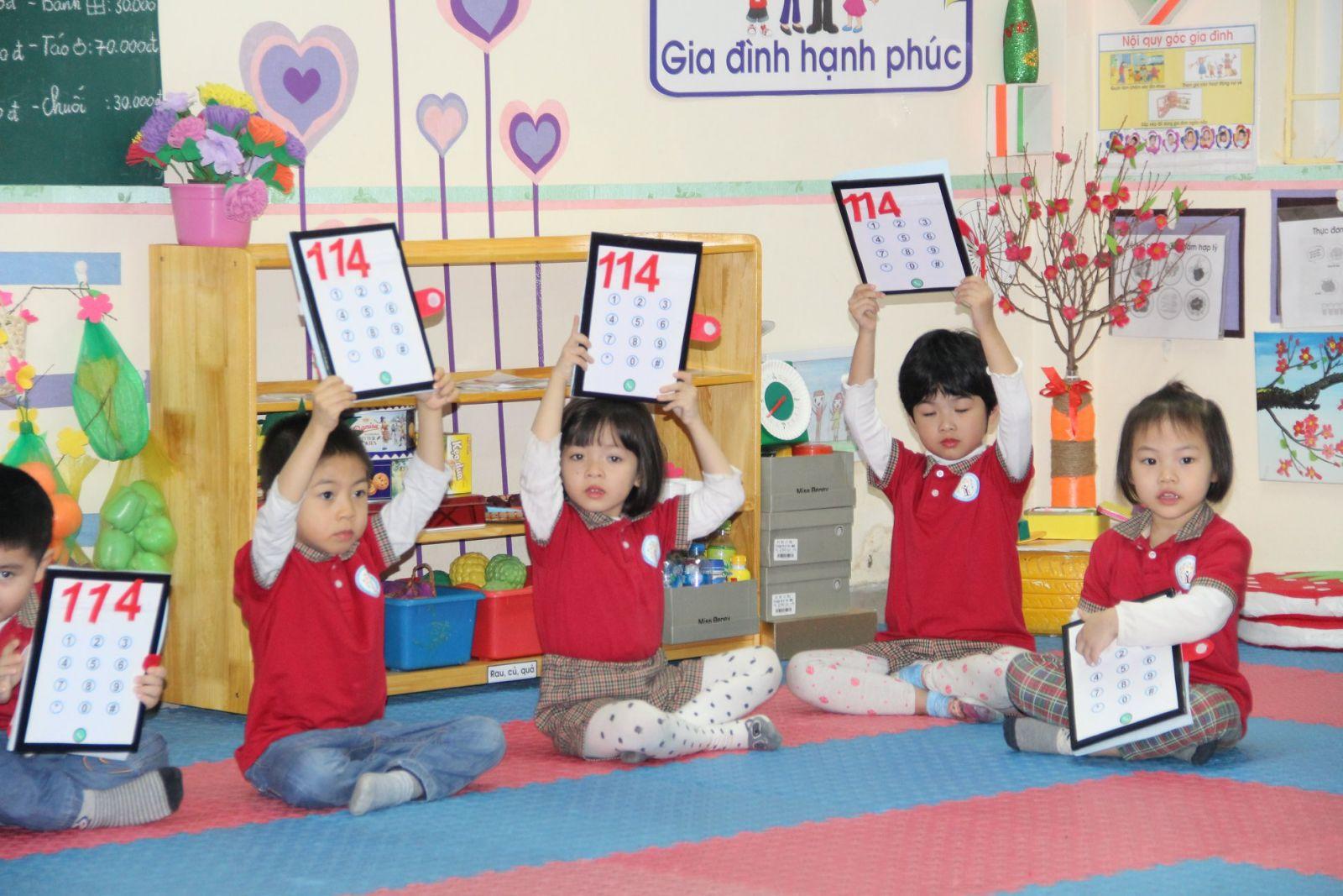 Trường mầm non Yên Hòa - Yên Hòa