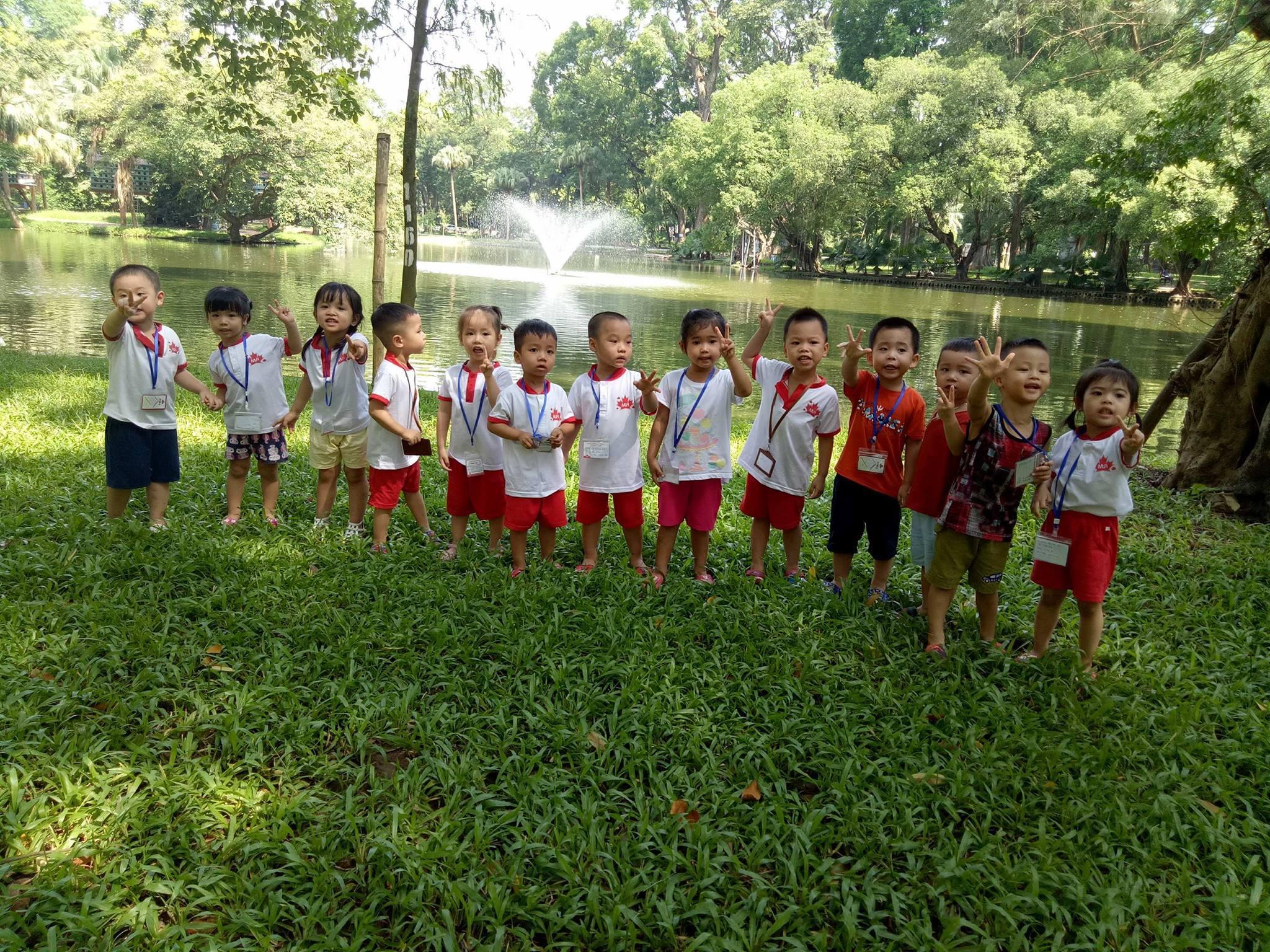 Trường mầm non Lá Phong Xanh - Lá Phong Đỏ  (The Maple Leaf Montessori Academy) - Lô số 19 KĐT Văn Khê