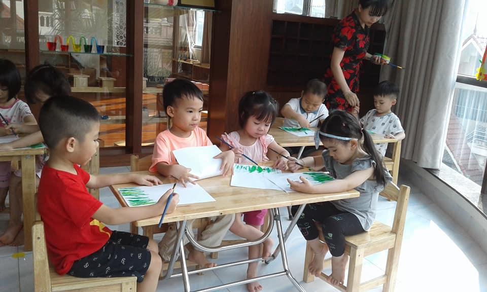 Trường mầm non Sun Academy - Dịch Vọng