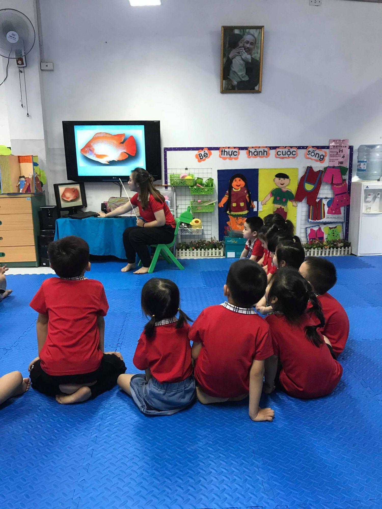 Trường mầm non 1-6 - Điện Biên