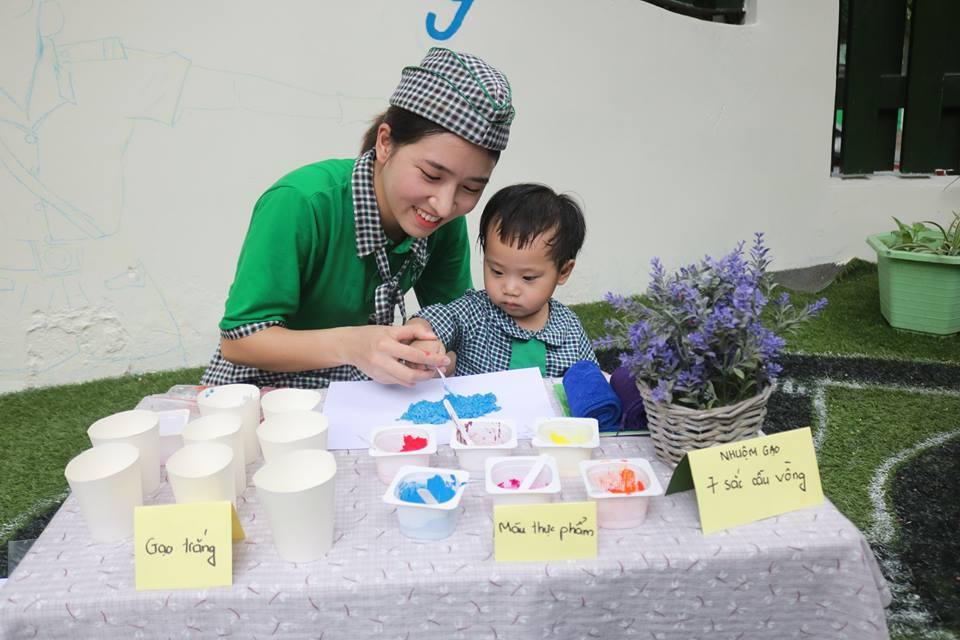 Học viện Mầm non Đa Trí Thông Minh - AMI (Dịch Vọng)