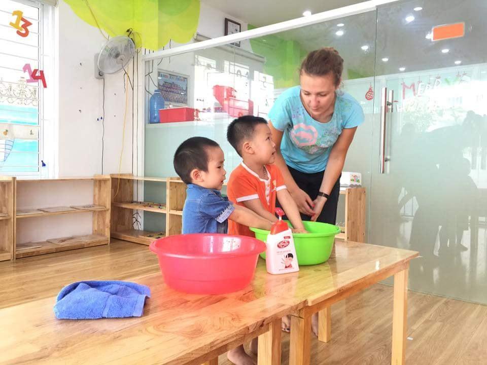 Trường mầm non Amon Kindercare 1 - Cổ Nhuế 1