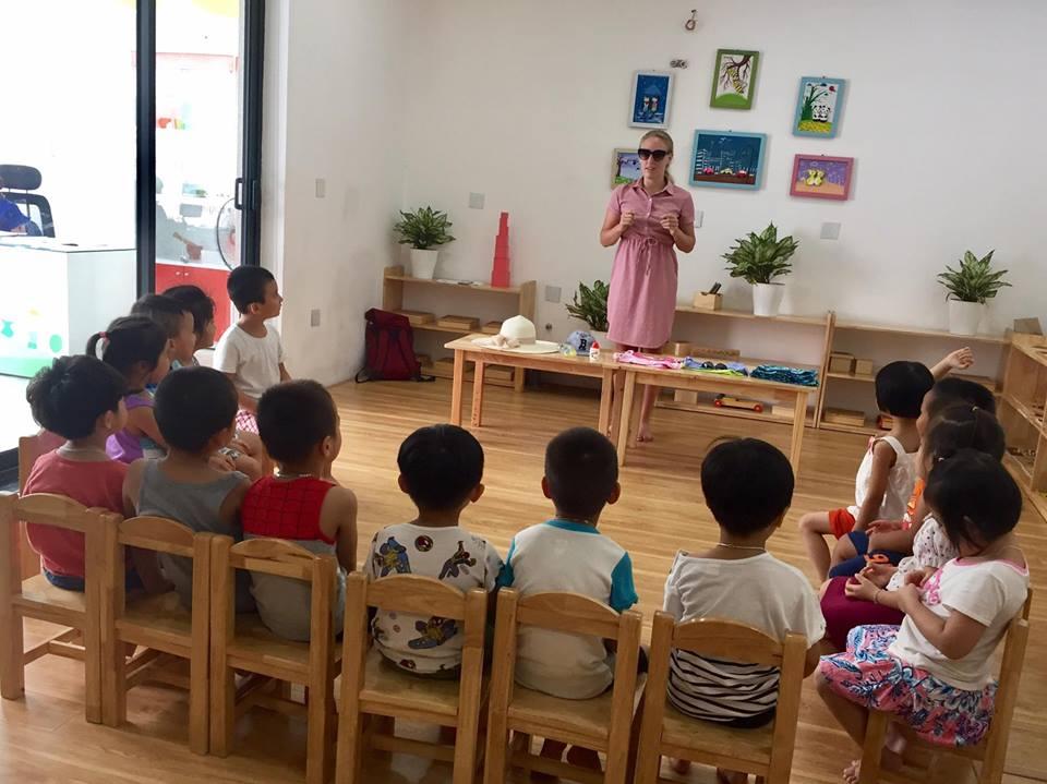 Trường mầm non Amon Kindercare 4 - Cổ Nhuế 1