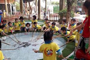 Trường mầm non Bà Triệu - Hoàn Kiếm