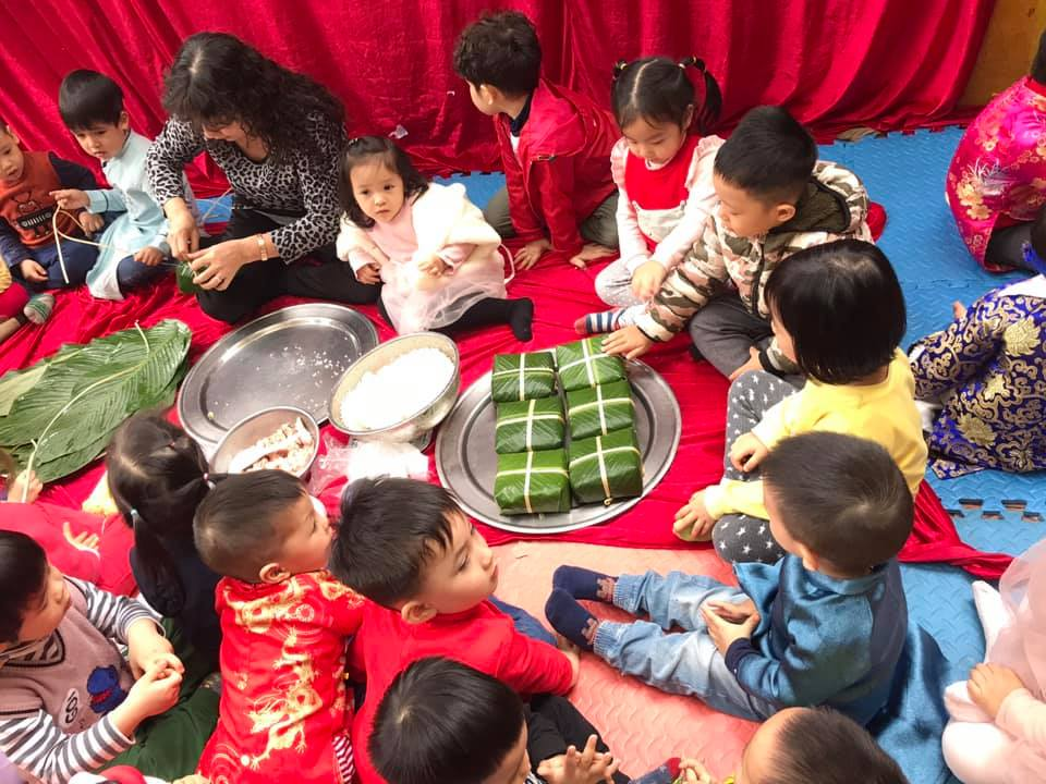 Trường mầm non Baby Garden Montessori - Đội Cấn
