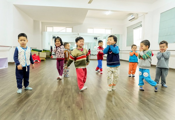 Trường mầm non BEEs' Hoa Trà My - Trung Hòa