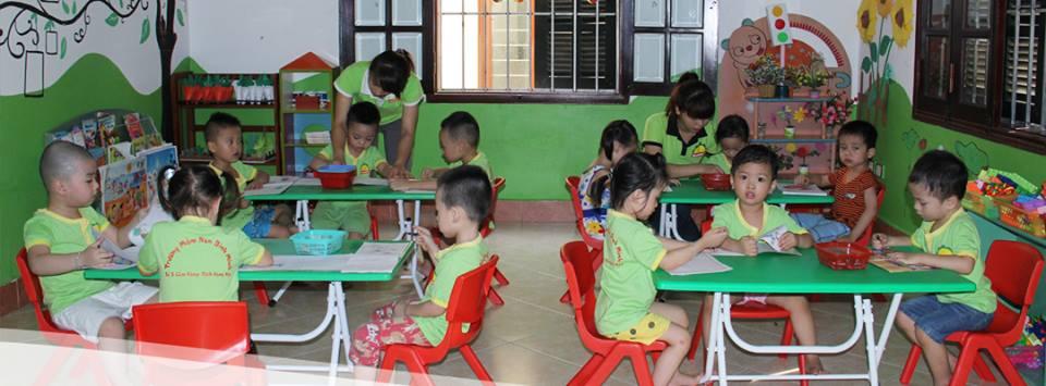 Trường mầm non Bình Minh - Dịch Vọng Hậu