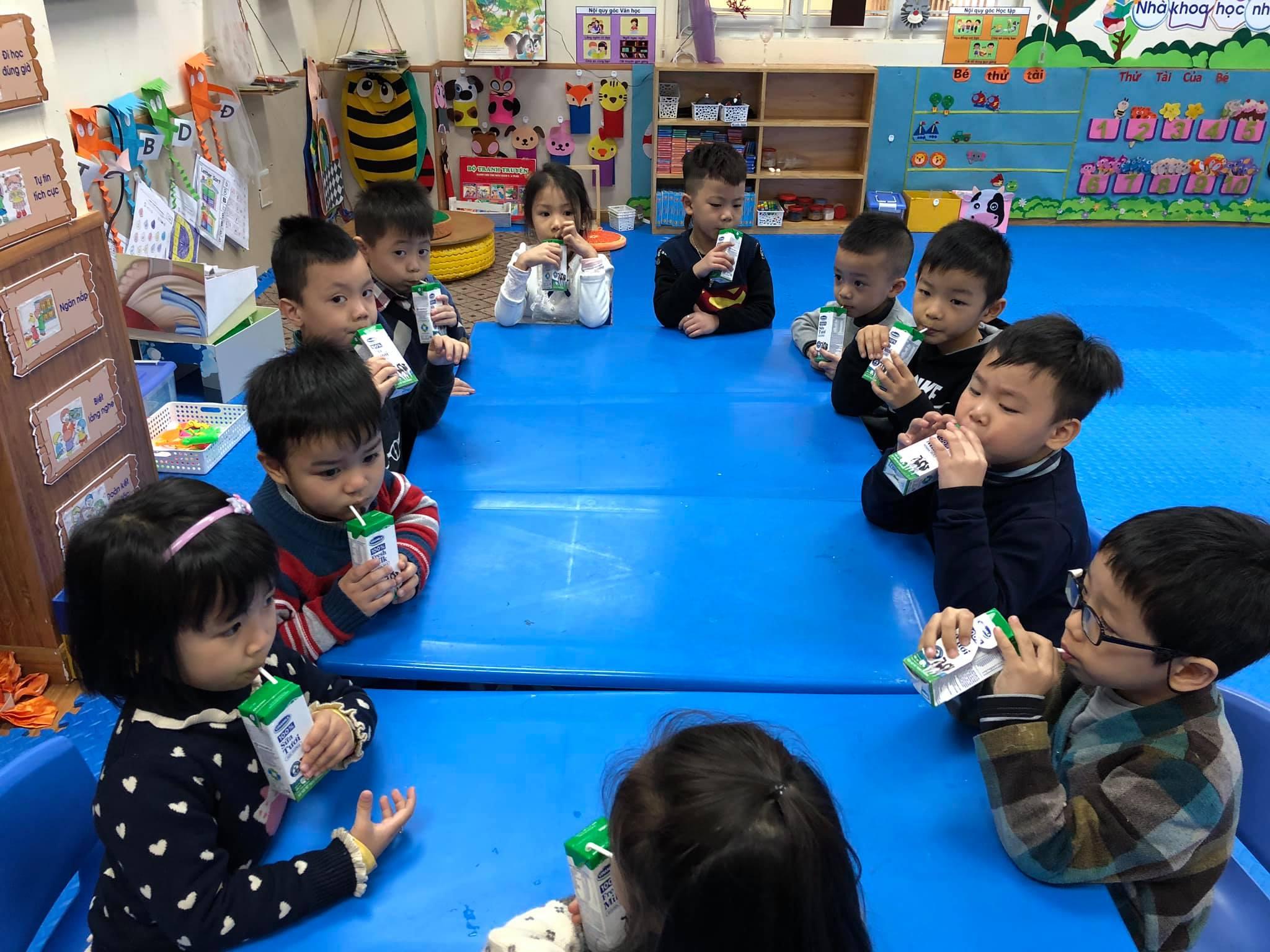 Trường mầm non Bình Minh - Hàng Bông