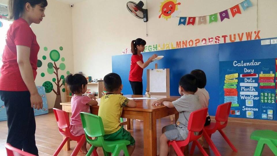 Trường mầm non Brainy Kids - Cổ Nhuế 1