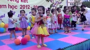 Trường mầm non Cổ Tích - KĐT Văn Quán