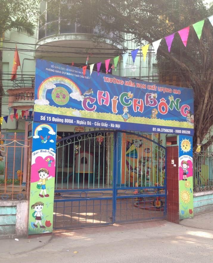 Trường mầm non Chích Bông - Nghĩa Đô