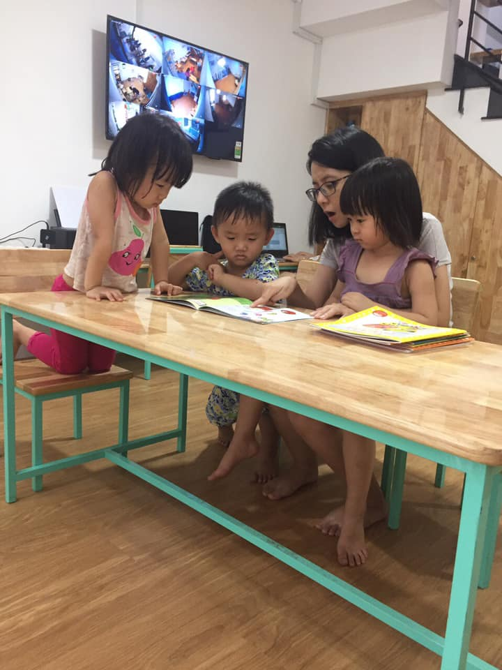 Trường Mầm non Chong Chóng Tre Montessori - Tân Thới Nhất