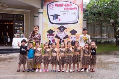 Trường mầm non Cát Linh - Cát Linh