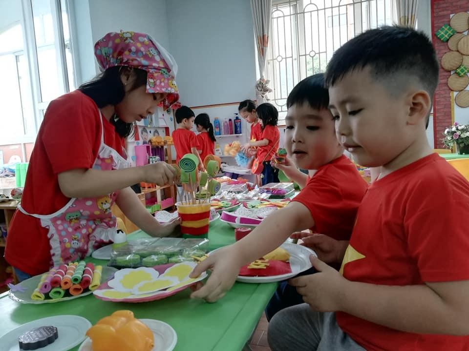 Trường mầm non Dịch Vọng Hậu - Dịch Vọng