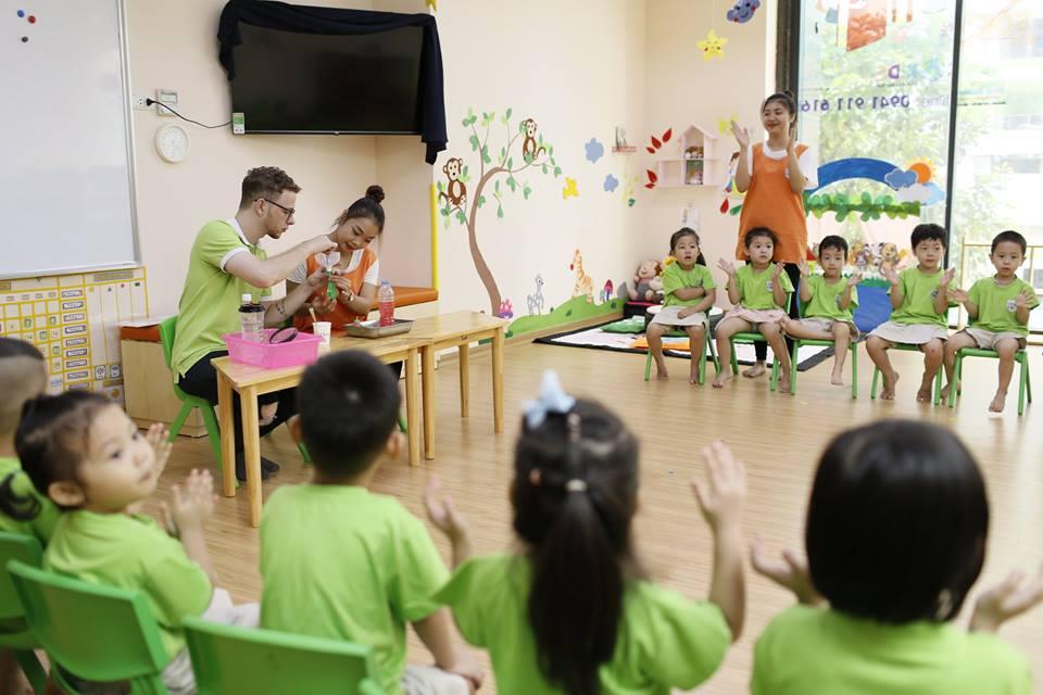 Trường mầm non Ecokids Goldmark City - Phú Diễn