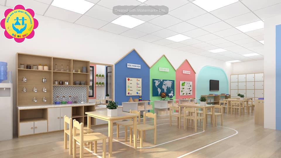Trường mầm non Em Bé Hạnh Phúc (Happy Child's House) - Thành Công