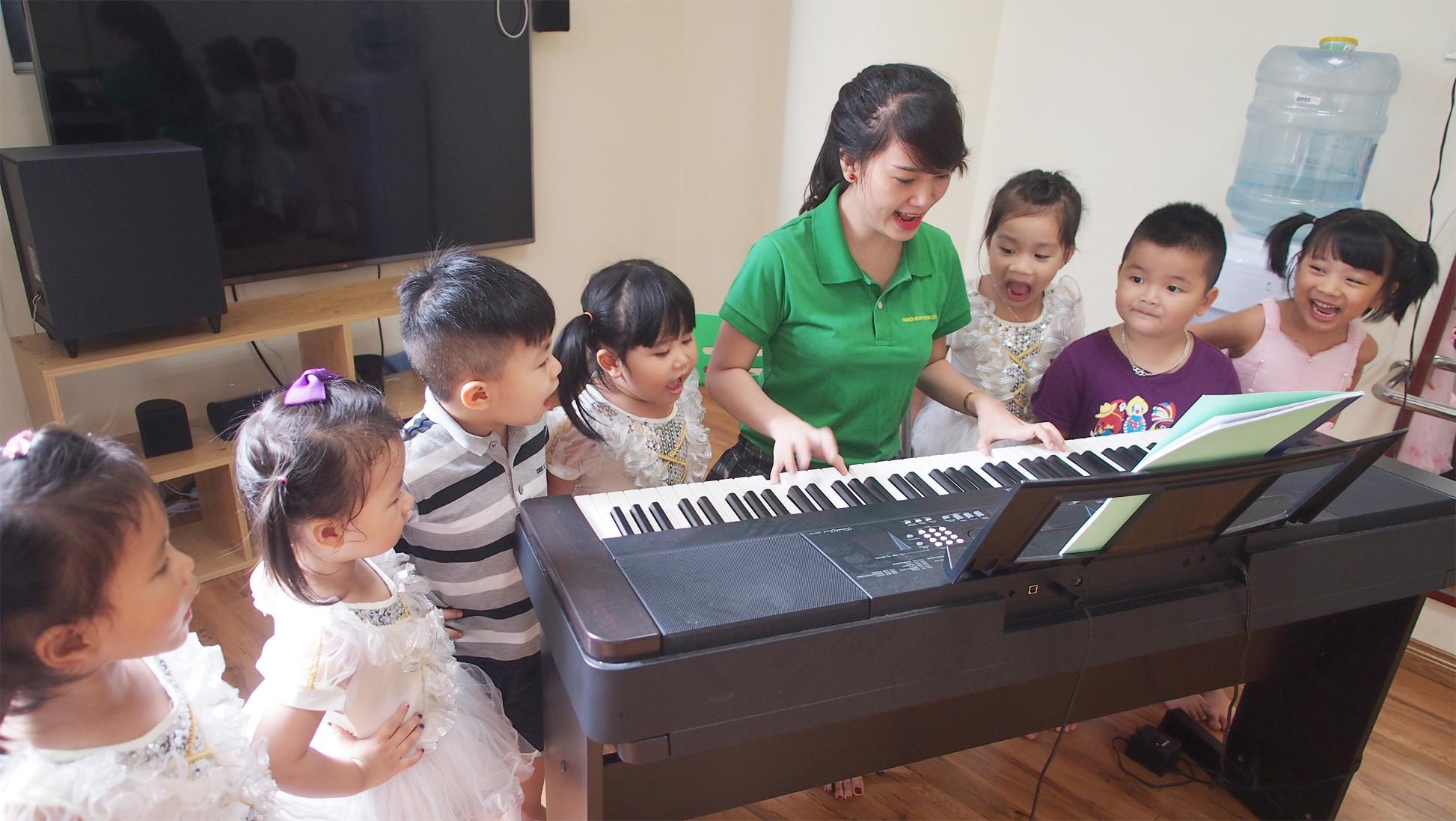 Trường mầm non Hà Nội Montessori - Dịch Vọng Hậu