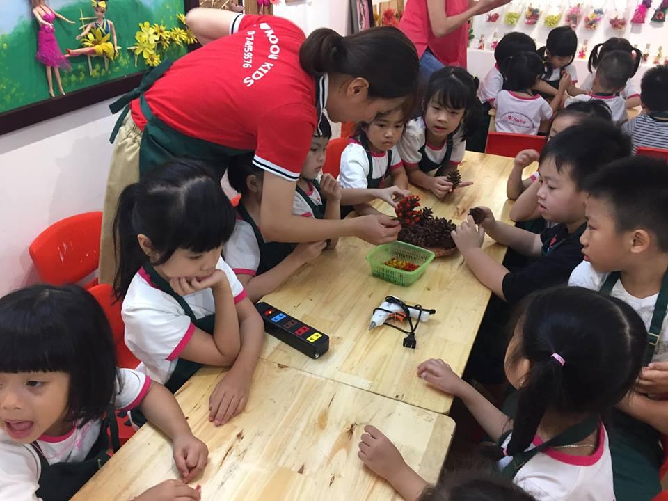Trường mầm non Hà Nội Tokyo - Cổ Nhuế