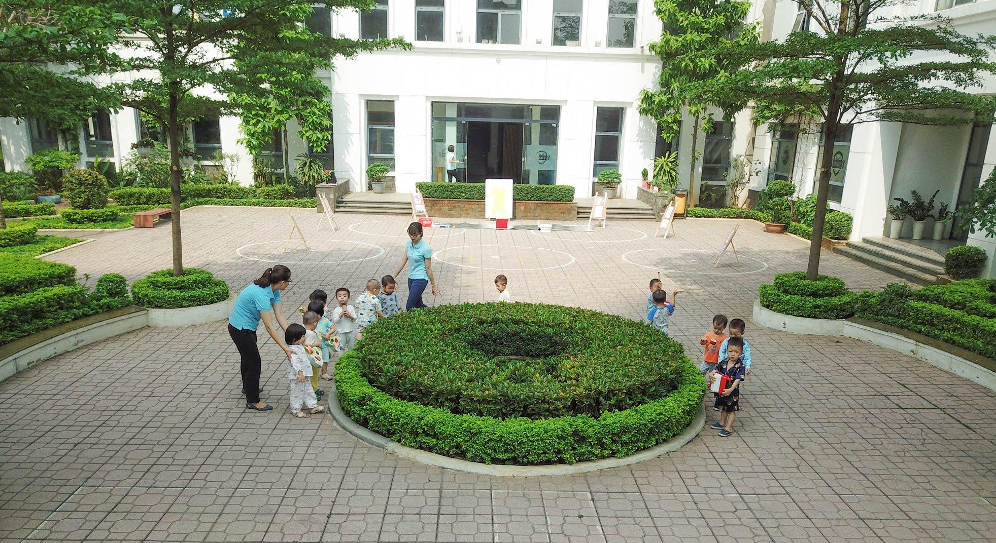 Trường mầm non Hòa Bình Peace School - Yên Hòa