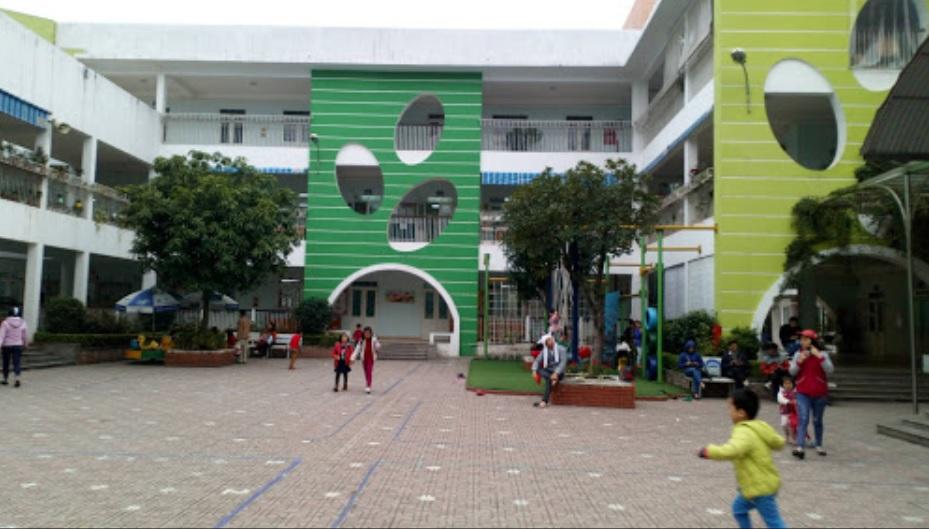 Trường mầm non Họa Mi - Thành Công