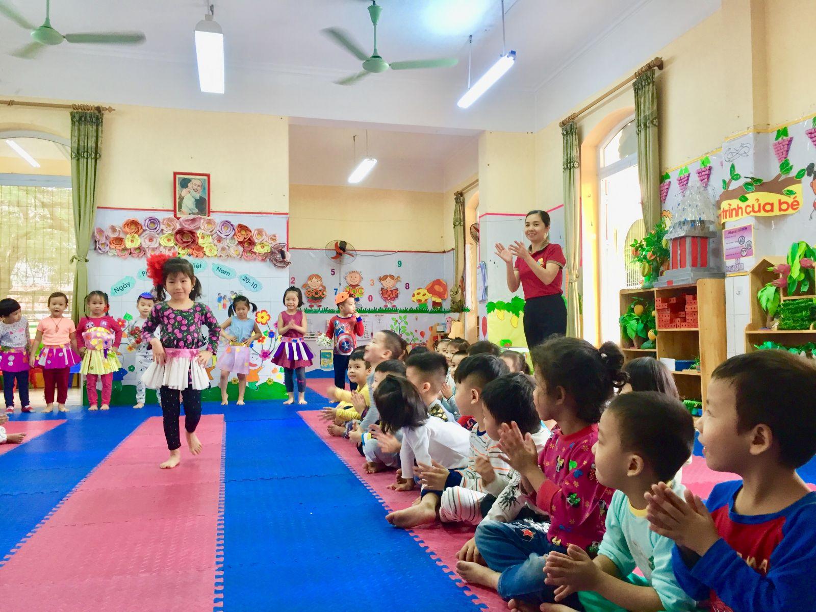 Trường mầm non Họa My - Mai Dịch