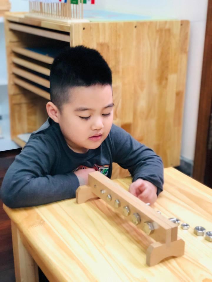 Trường mầm non Hanoi Osaki Montessori - Ngọc Khánh