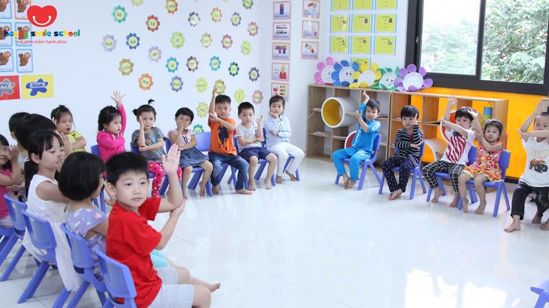 Trường mầm non Happy Smile - Dịch Vọng