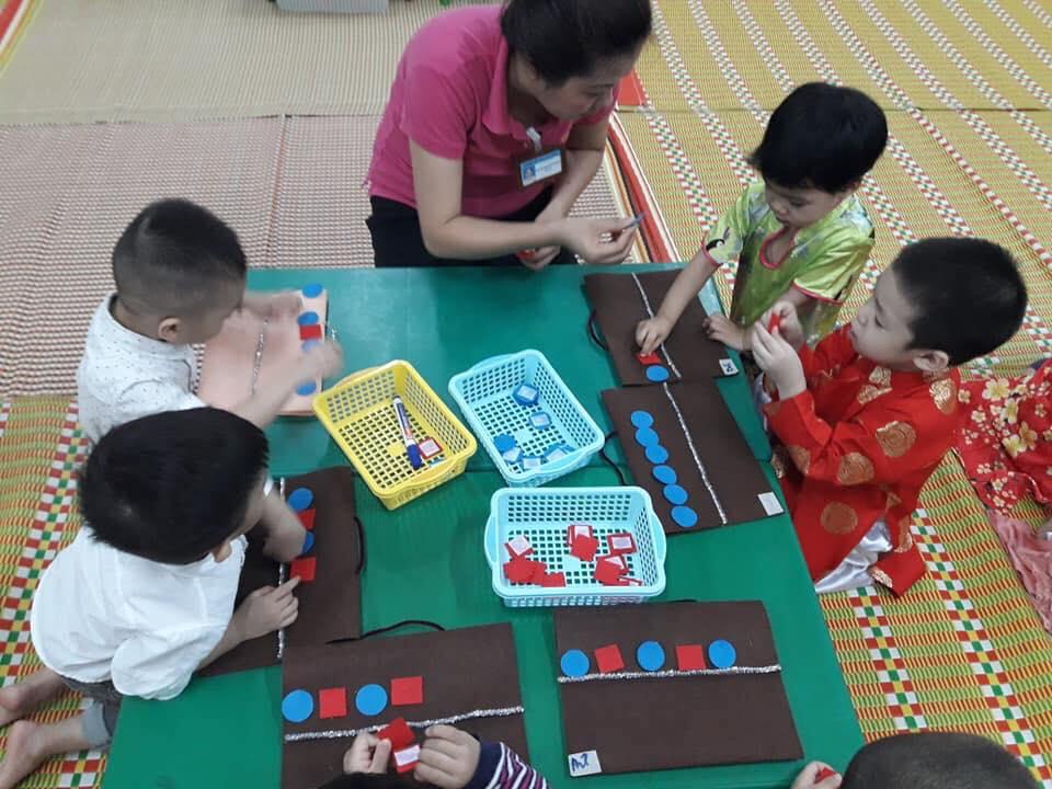 Trường mầm non Hoa Hồng - Quán Thánh