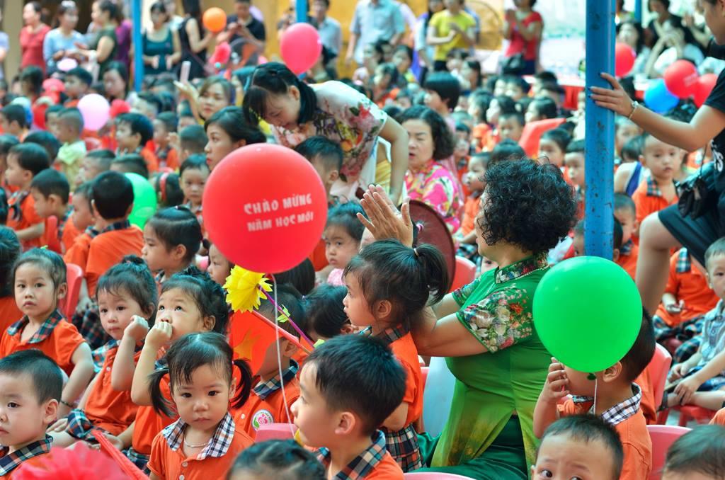 Trường Mầm Non Hoa Hồng - Thái Thịnh, Đống Đa